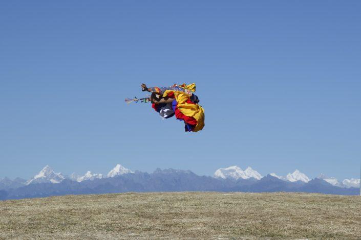 Druk Wangyel Festival, Bhutan
